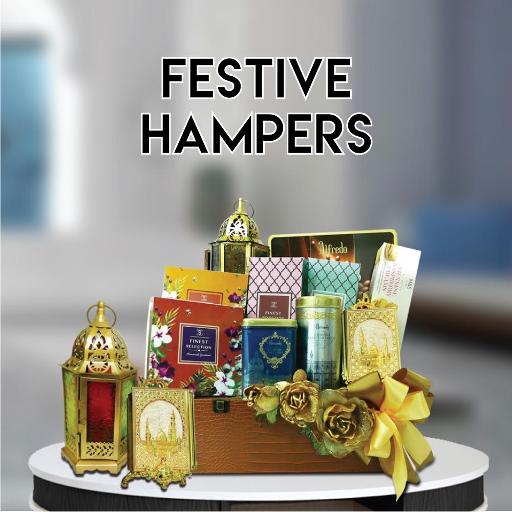 Festive Hampers